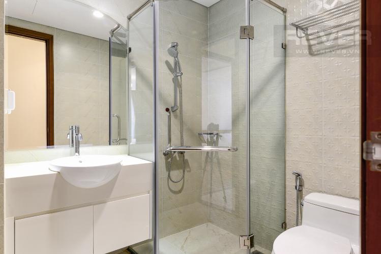 Phòng Tắm 1 Căn hộ Vinhomes Central Park tầng trung, tháp Landmark 5, 2PN đầy đủ nội thất