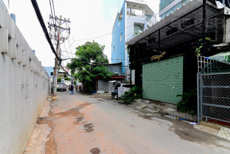 Lộ Giới Bán nhà đường nội bộ Điện Biên Phủ, Q.Bình Thạnh, hẻm xe hơi, 4 tầng, diện tích 120m2
