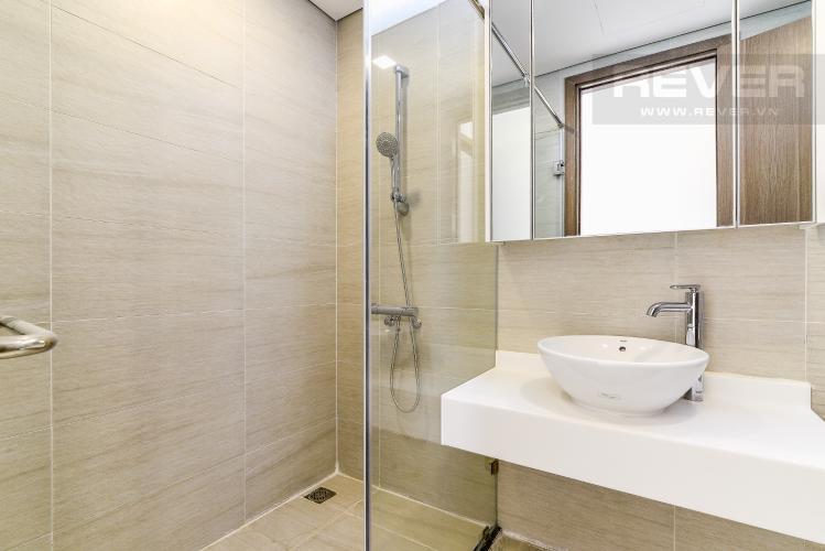 Phòng Tắm 1 Officetel Vinhomes Central Park 2 phòng ngủ tầng cao P7 đầy đủ tiện nghi