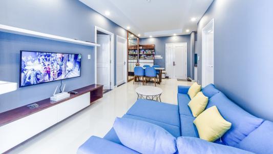 Cho thuê căn hộ Florita 3 phòng ngủ, diện tích 82m2, đầy đủ nội thất