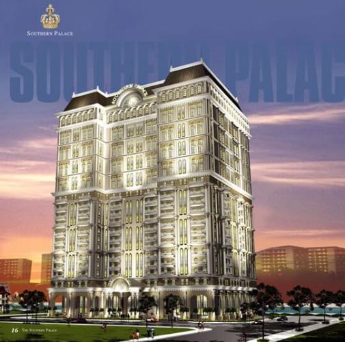 Southern Palace - phoi-canh-Southern-Palace