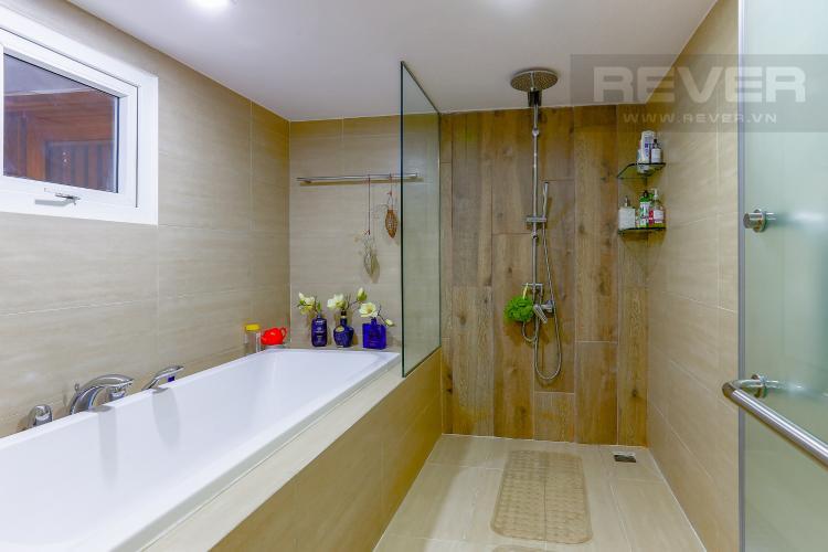 Phòng Tắm Tầng 1 Căn hộ Phú Hoàng Anh tầng cao, tháp B, full nội thất