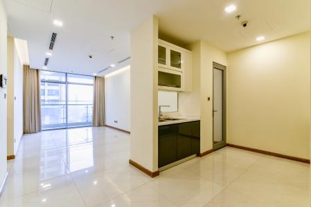 Căn hộ Vinhomes Central Park tầng thấp, tháp Park 5, 2 phòng ngủ, view nội khu