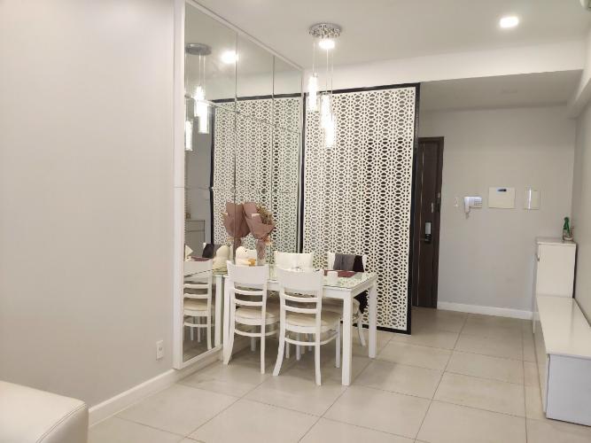 Căn hộ Studio Lexington Residence tầng trung, đầy đủ nội thất.