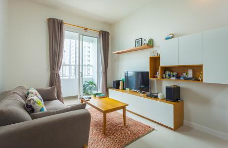 Căn hộ Lexington Residence 2 phòng ngủ, tầng trung LD, nội thất đầy đủ