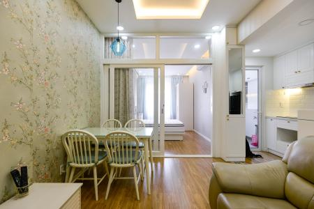 Căn hộ Lexington Residence tầng cao, 1PN đầy đủ nội thất