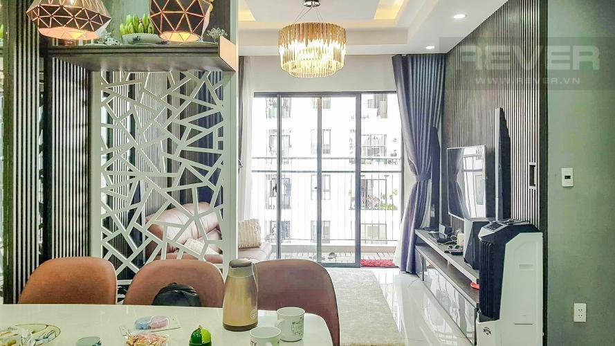 Bán hoặc cho thuê căn hộ M-One Nam Sài Gòn, 77,71m2 3PN 2WC, đầy đủ nội thất