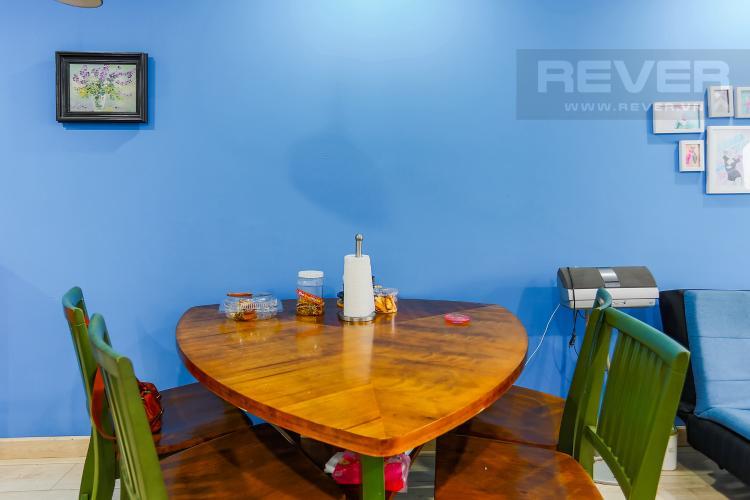 Phòng Ăn Căn hộ Hoàng Anh Thanh Bình 3 phòng ngủ tầng cao tháp B đầy đủ tiện nghi
