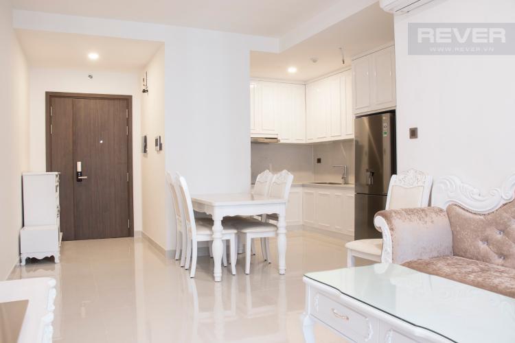 Phòng Ăn Bán căn hộ Saigon Royal 2PN, tầng thấp, tháp A, đầy đủ nội thất, view trực diện hồ bơi