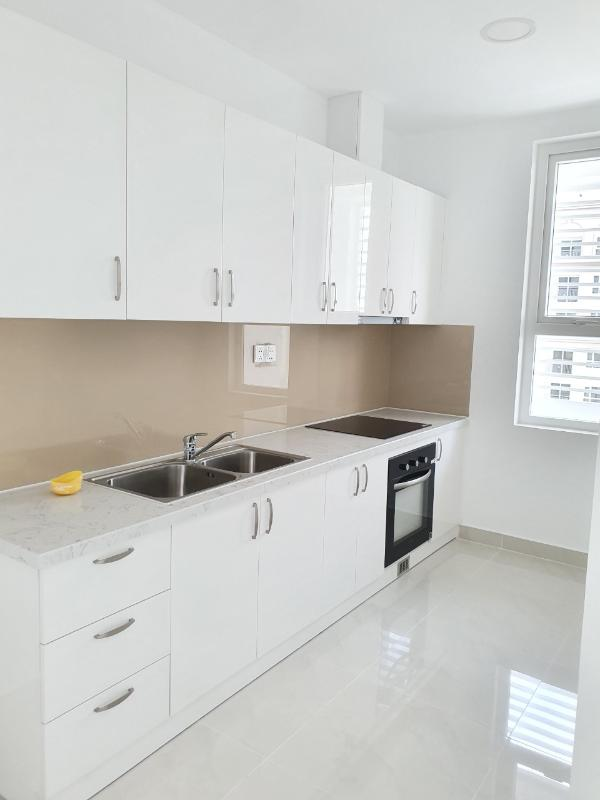 9e2274bee0d706895fc6 Bán căn hộ Saigon Mia 1 phòng ngủ, tầng thấp, nội thất cơ bản, hướng Đông, view khu dân cư xanh mát