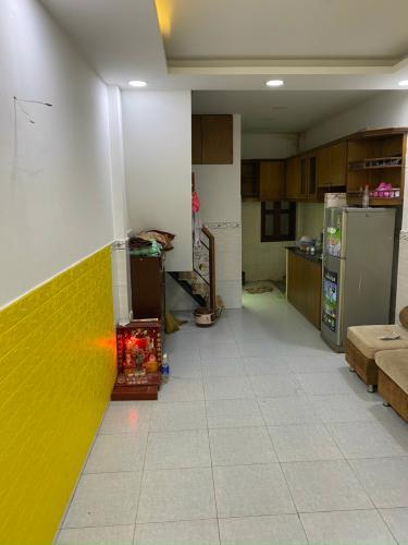 Nhà phố hẻm đường Nguyễn Phi Khanh diện tích 3m x7.9m, nội thất đầy đủ