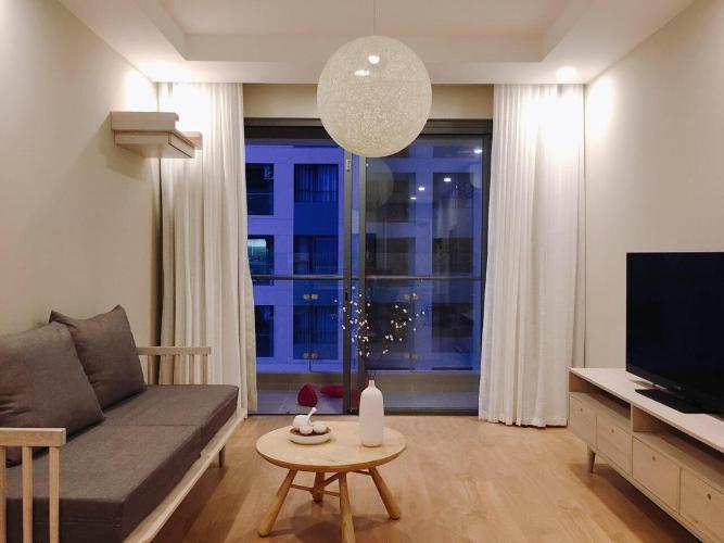 Bán căn hộ đầy đủ nội thất, ban công Tây Nam The Gold View