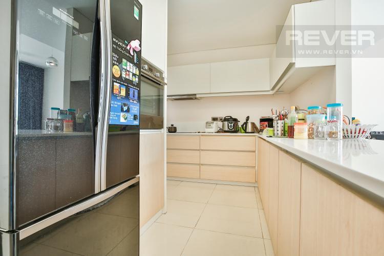 Bếp Căn hộ The Estella Residence tầng cao 3A, 3 phòng ngủ, đầy đủ nội thất