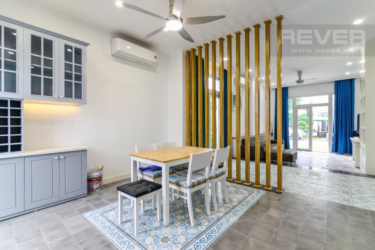 Phòng Ăn Biệt thự H28 Villa Park Quận 9 3PN, đầy đủ nội thất