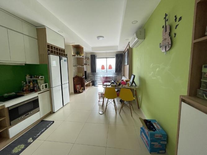 Căn hộ M-One Nam Sài Gòn bàn giao đầy đủ nội thất, view thành phố.