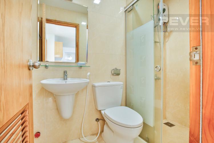 Toilet 1 Căn góc CBD Premium Home 3 phòng ngủ tầng trung tòa Happy