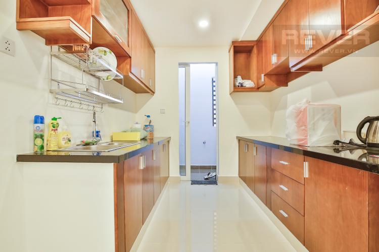 Bếp Căn hộ The Park Residence 3 phòng ngủ tầng trung B3 nội thất đầy đủ