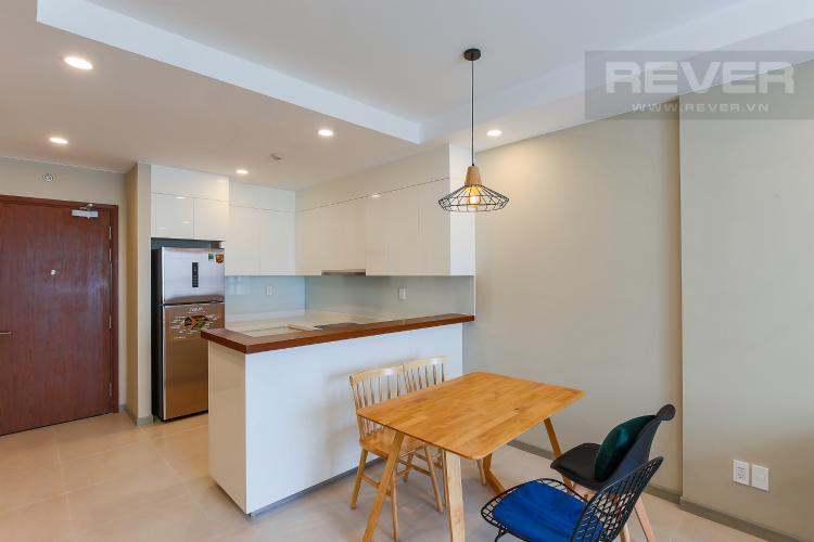 Phòng Bếp Căn hộ The Gold View 2 phòng ngủ tầng cao A2 nội thất đầy đủ