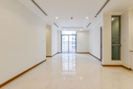 Căn hộ Vinhomes Central Park tầng trung Central 2 view nội khu dự án