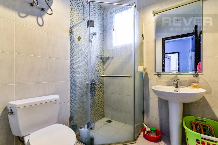 Phòng Tắm 2 Căn hộ Green View 3 phòng ngủ tầng thấp AC nội thất đầy đủ