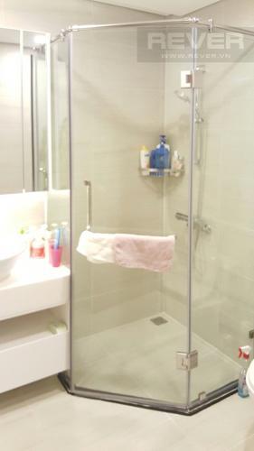 Phòng Tắm Bán căn hộ Vinhomes Central Park 4PN, tháp Park 1, nội thất cơ bản, view trực diện sông Sài Gòn