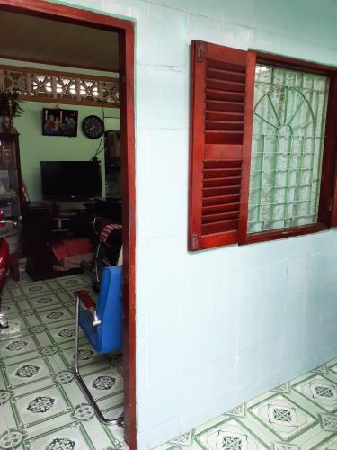 Bán nhà phố không nội thất, hẻm vào 2,5m đường Nguyễn Khoái quận 4