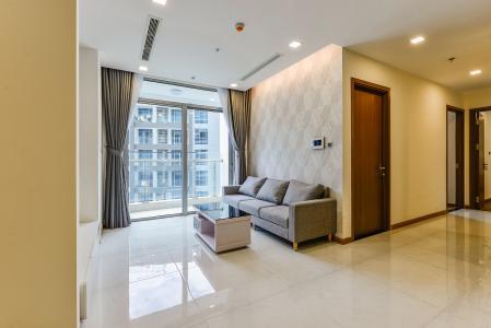 Căn hộ Vinhomes Central Park tầng cao, Park 3, 3 phòng ngủ, view sông.