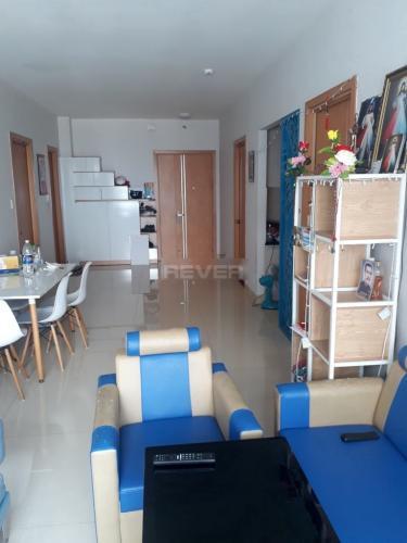 Căn hộ Saigonres Plaza hướng Tây Bắc, nội thất cao cấp.