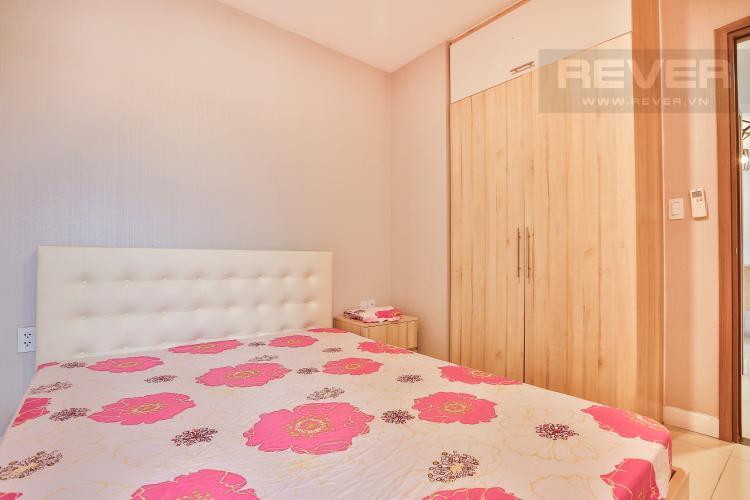 Phòng Ngủ 1 Căn hộ Lexington Residence 2 phòng ngủ tầng cao LD nội thất đầy đủ