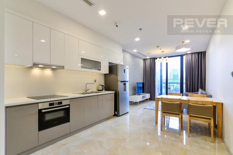 Phòng Khách căn hộ Vinhomes Golden River Căn hộ Vinhomes Golden River view nội khu yên tĩnh, tầng thấp.