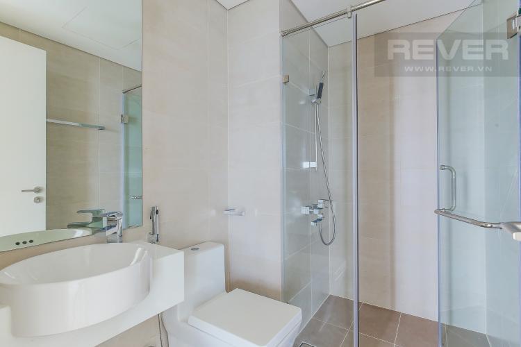Phòng Tắm 2 Bán căn hộ Masteri Millennium tầng cao, view sông 2PN