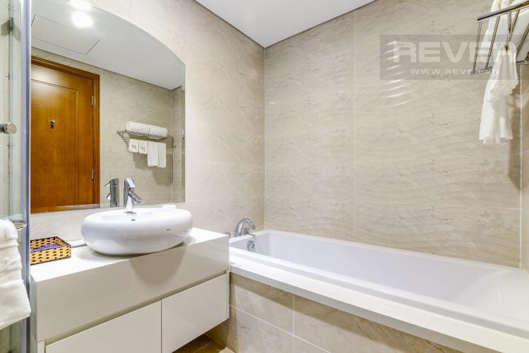 Phòng Tắm 2 Bán căn hộ Vinhomes Central Park 2PN, đầy đủ nội thất, có thể dọn vào ở ngay