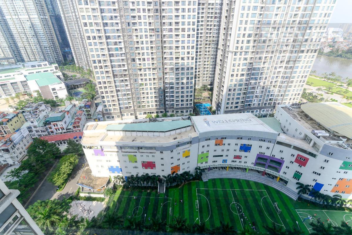view 3 Bán hoặc cho thuê căn hộ Saigon Pearl 3PN, tháp Ruby 1, đầy đủ nội thất, view sông và nội khu