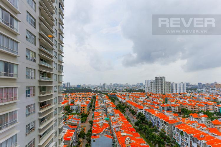 View Căn hộ Sunrise City tầng trung, tháp V6 khu South, 99m2, 2 phòng ngủ, full nội thất