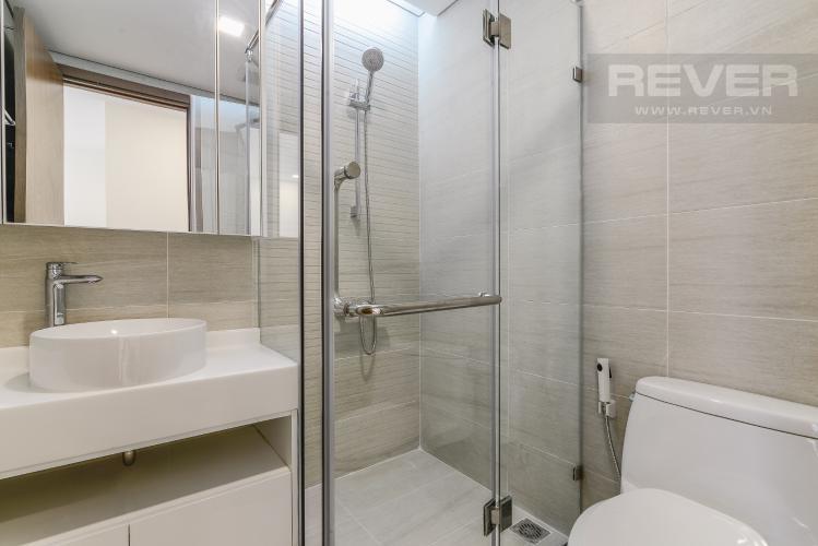 Phòng Tắm 1 Căn hộ Vinhomes Central Park 2 phòng ngủ tầng trung P3 nhà mới