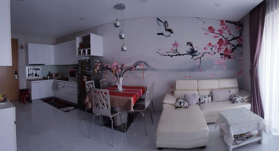 Bán căn hộ An Gia Riverside đầy đủ nội thất tiện nghi.