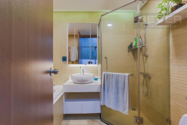 Phòng Tắm 2 Bán căn hộ Vinhomes Central Park tầng trung tháp Park 1, 4PN 3WC, đầy đủ nội thất, view sông Sài Gòn