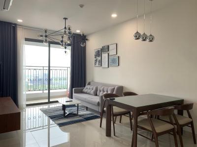 Cho thuê căn hộ Saigon Royal 2PN, diện tích 85m2, đầy đủ nội thất, ban công Đông Bắc