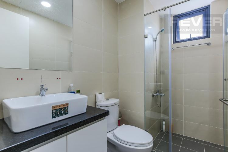 Phòng Tắm 2 Căn hộ M-One Nam Sài Gòn 3 phòng ngủ tầng trung T1 nội thất đầy đủ