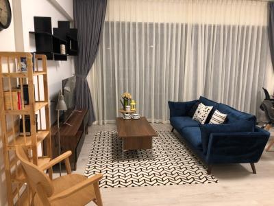 Bán căn hộ Gateway Thảo Điền tầng thấp, diện tích 99m2 - 2 phòng ngủ, đầy đủ nội thất