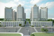 Các phương án thiết kế dự án Marina Bay Thủ Thiêm của CII và Hongkong Land