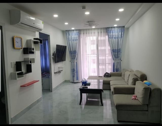 Nội thất Saigon South Residence  Căn hộ Saigon South Residence tầng cao, ban công hướng Tây đón gió.