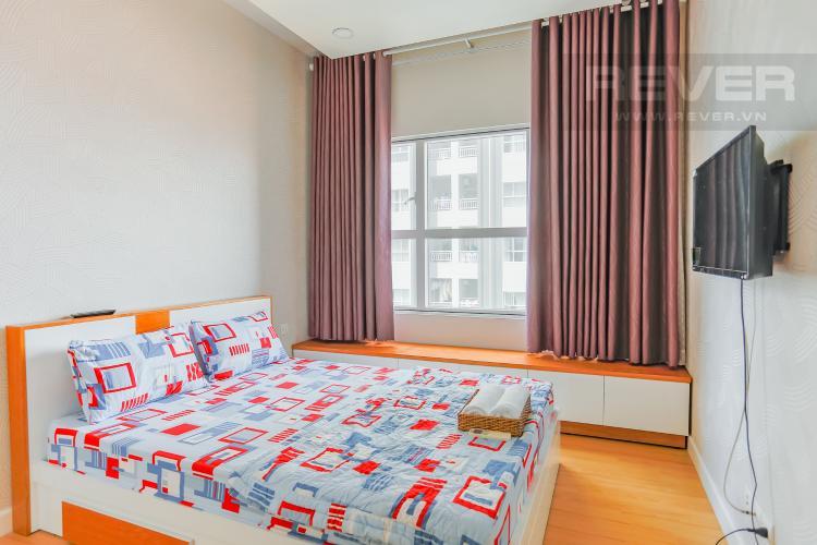 Phòng Ngủ 2 Căn hộ Sunrise City tầng thấp W3 thiết kế 2 phòng ngủ thông thoáng