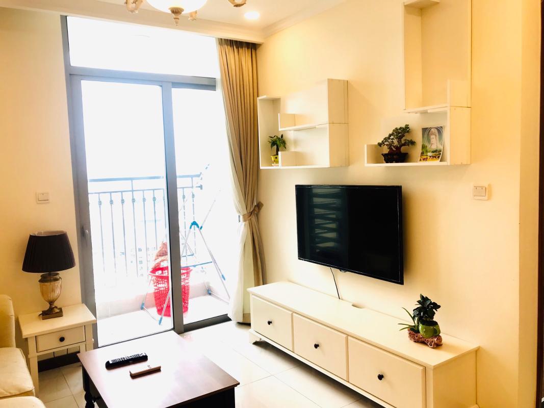 0e9dd0e4b1fa48a411eb Cho thuê căn hộ Vinhomes Central Park 1PN, tháp Landmark Plus, đầy đủ nội thất, view thành phố