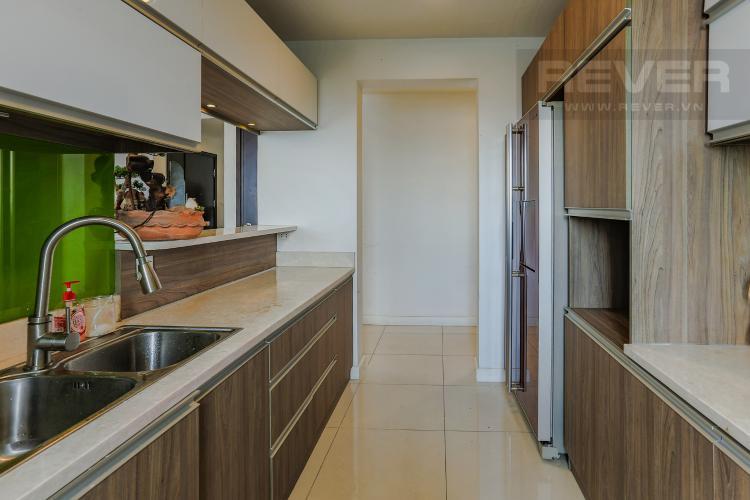 Phòng Bếp Căn hộ Sunrise City tầng thấp, tháp V6, 3 phòng ngủ, full nội thất