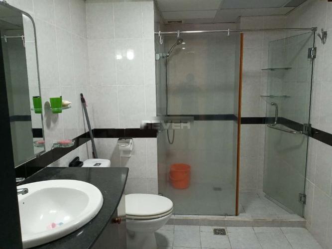 Phòng tắm chung cư Phú Mỹ An, Quận 7 Căn hộ chung cư Phú Mỹ An tầng 3, đầy đủ nội thất, view nội khu.