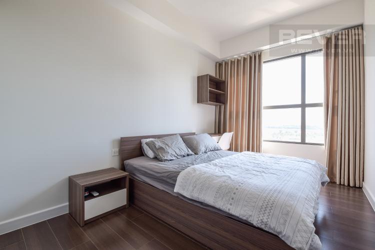 Phòng Ngủ 2 Bán căn hộ The Sun Avenue 2 phòng ngủ, nội thất cơ bản, view sông