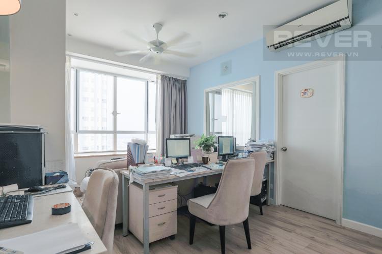 Phòng Làm Việc Căn hộ Sunrise City tầng cao, V6 khu South, 2PN, đầy đủ nội thất