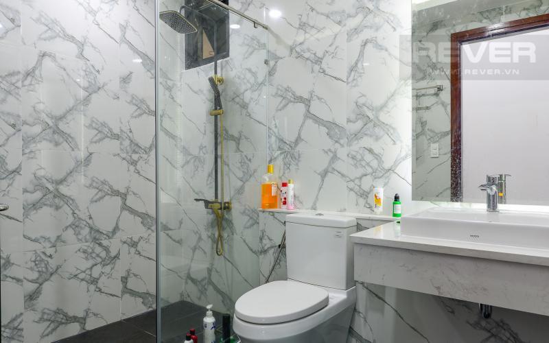Phòng tắm Căn hộ The Ascent 2 phòng ngủ tầng thấp hướng Bắc tháp B