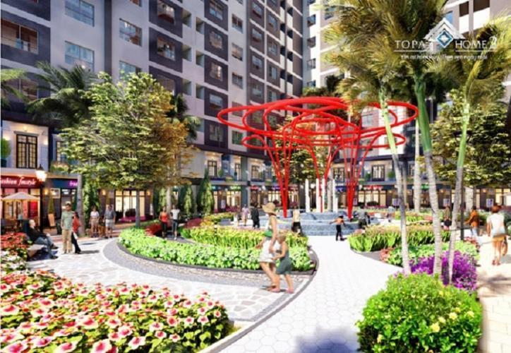 Tiện ích Topaz Home 2 Căn hộ Topaz Home 2 tầng thấp, nội thất cơ bản chủ đầu tư.